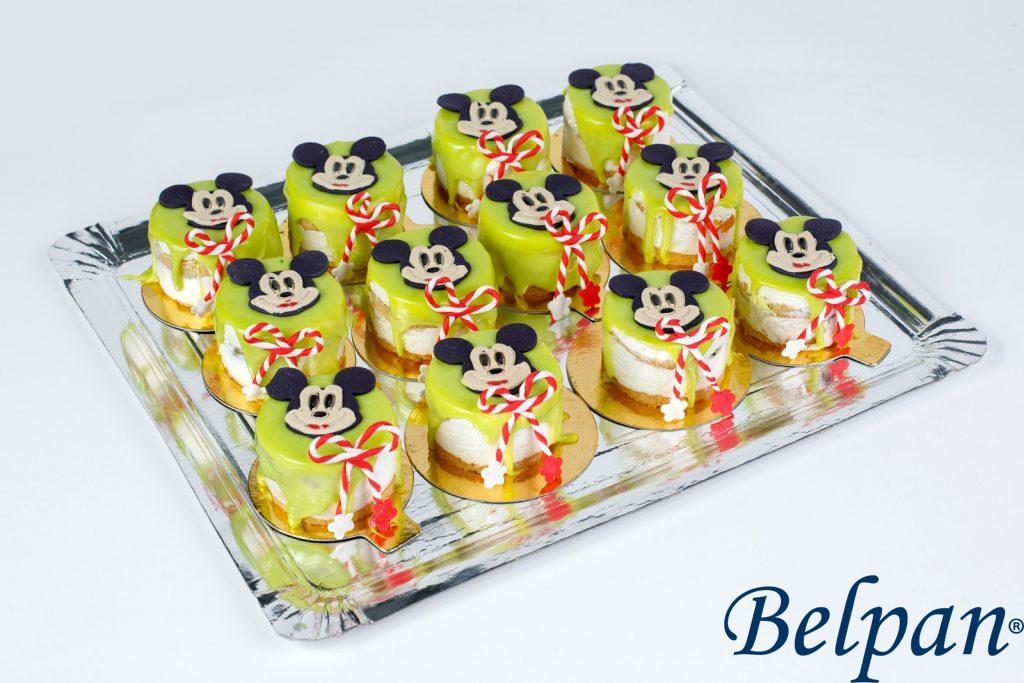 Minitorturi Mickey & Minnie Mouse