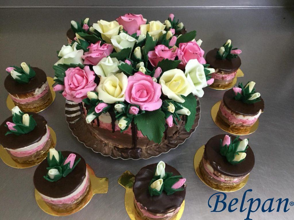 Minitorturi flori