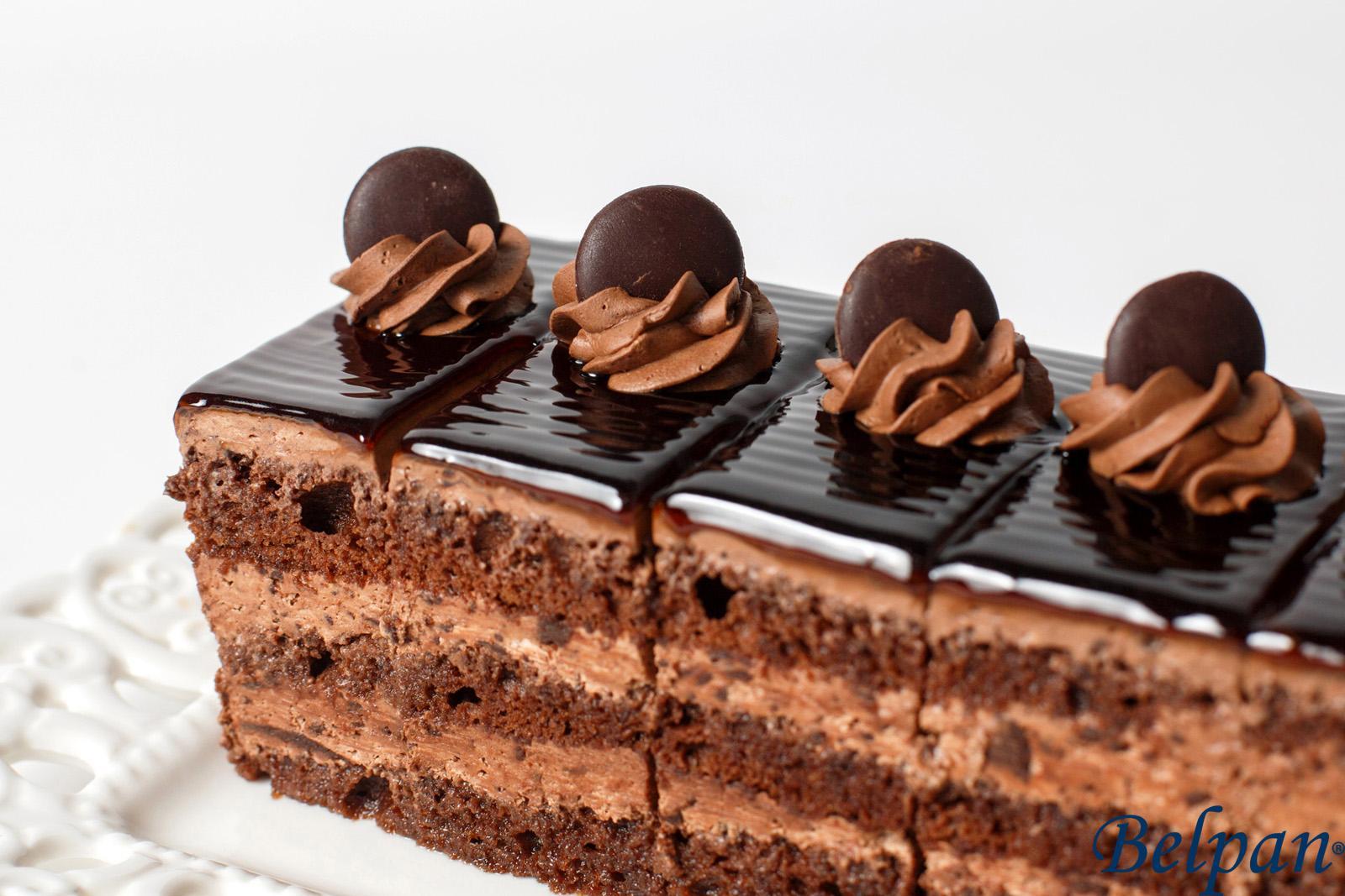 Prăjitura choco