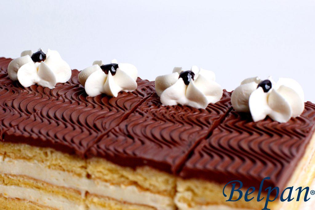 Prăjitură Dobos