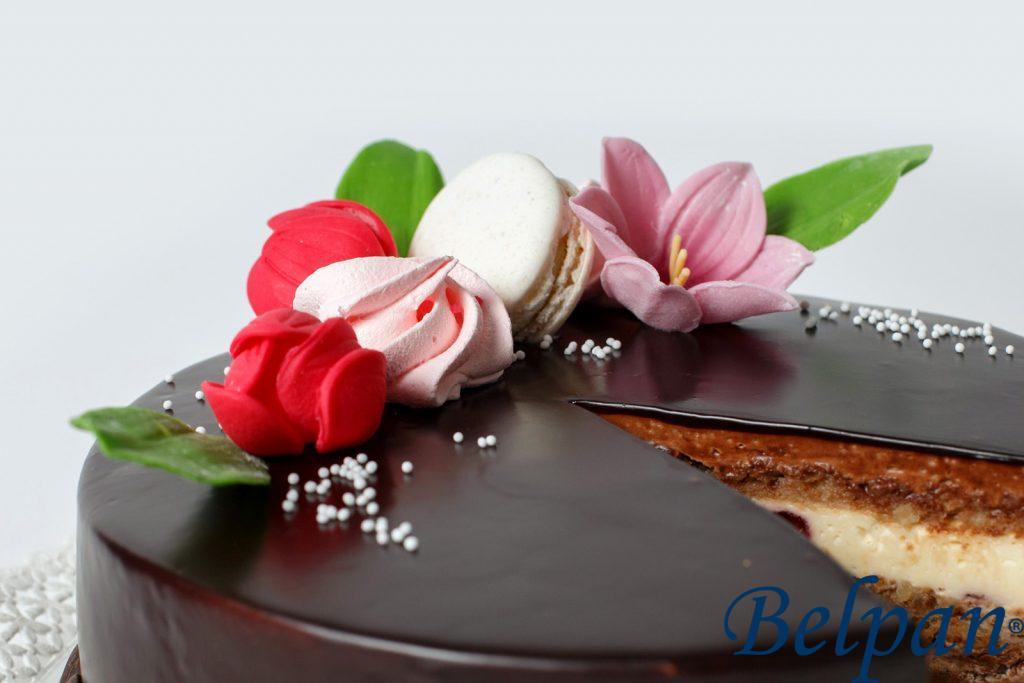 Tort Alcazar cu cremă vişine