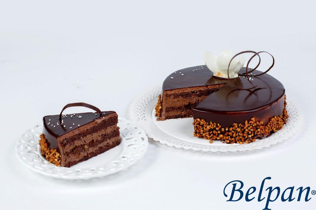 Tort Choco cu alune caramelizate