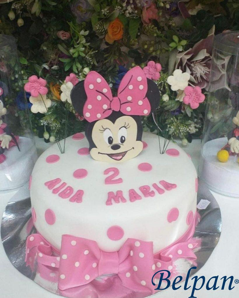 tort minnie mouse