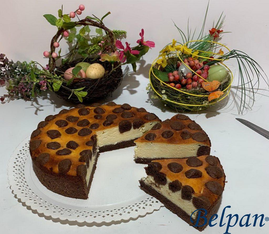 Păscuţe cu brânză cu foaie cacao